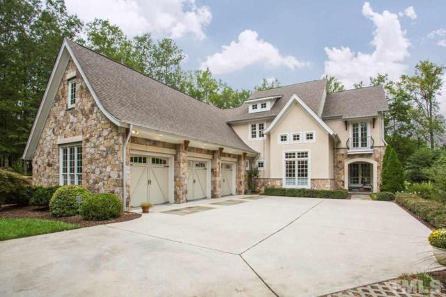 1100 Pinehurst Drive, Chapel Hill, NC 27517 (#2216609) :: The Perry Group