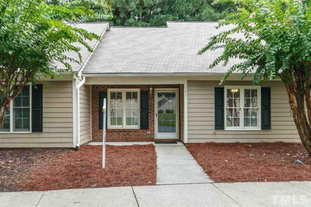31 Crystal Oaks Court, Durham, NC 27707 (#2216625) :: The Perry Group