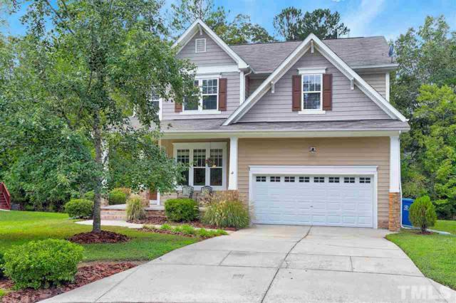 104 Silver Pine Court, Durham, NC 27713 (#2216629) :: The Perry Group