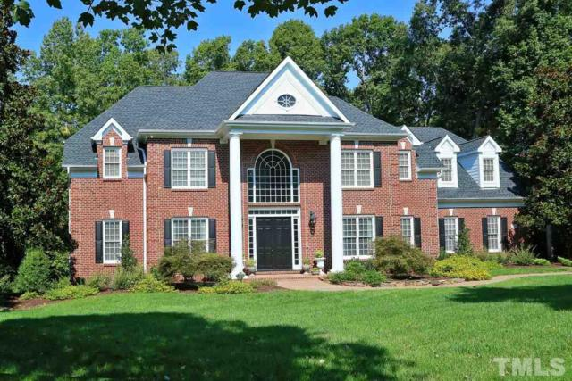 6301 Mountain Grove Lane, Wake Forest, NC 27587 (#2216633) :: The Perry Group