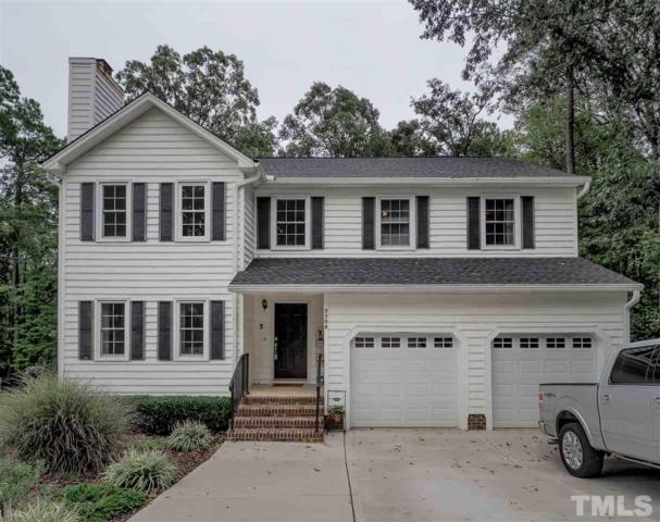 5508 Millrace Trail, Raleigh, NC 27606 (#2216641) :: The Jim Allen Group
