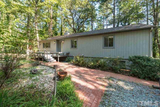 319 Burris Place, Chapel Hill, NC 27516 (#2216659) :: The Abshure Realty Group