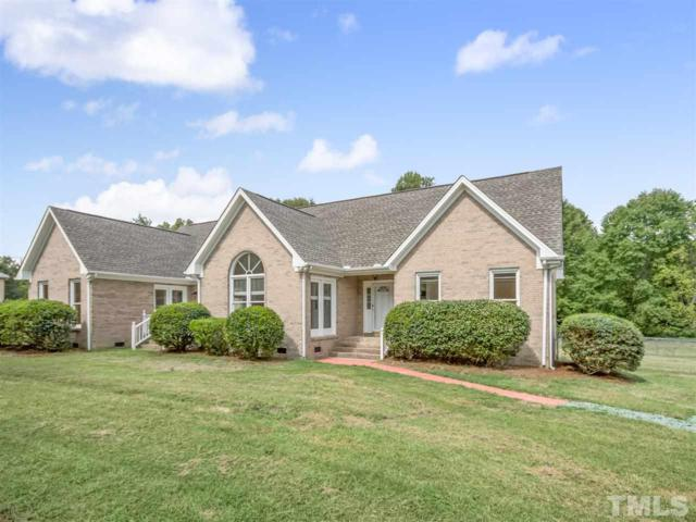 110 Stone Point Lane, Apex, NC 27502 (#2216696) :: The Perry Group