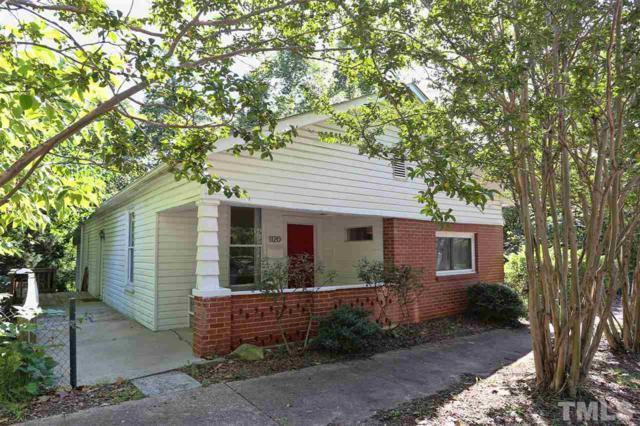 1120 Berkeley Street, Durham, NC 27705 (#2216738) :: Morgan Womble Group