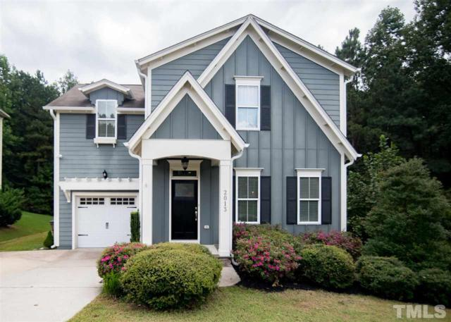 2013 Longmont Drive, Wake Forest, NC 27587 (#2216811) :: The Perry Group