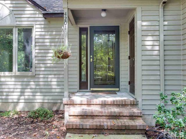 4201 Five Oaks Drive, Durham, NC 27707 (#2216816) :: RE/MAX Real Estate Service
