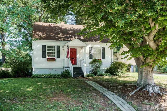 709 New Road, Raleigh, NC 27608 (#2216833) :: The Perry Group