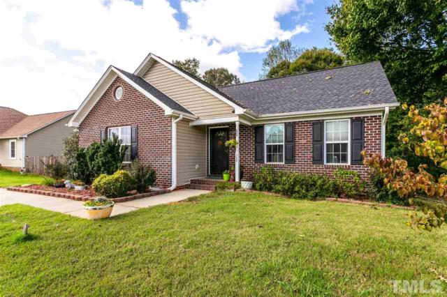 308 Mallard Creek Drive, Graham, NC 27253 (#2216838) :: The Perry Group