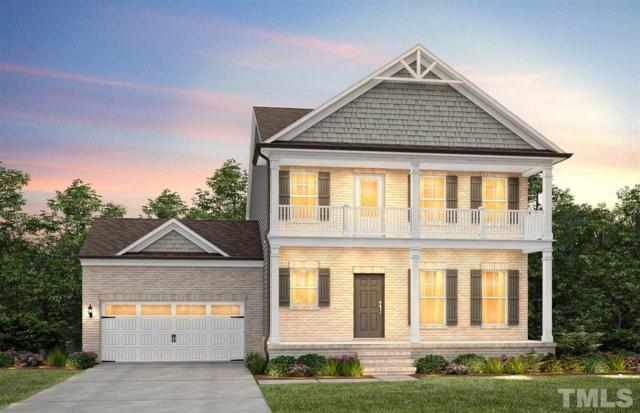 233 Oakmere Drive Eylm Lot 37, Cary, NC 27513 (#2216848) :: The Perry Group