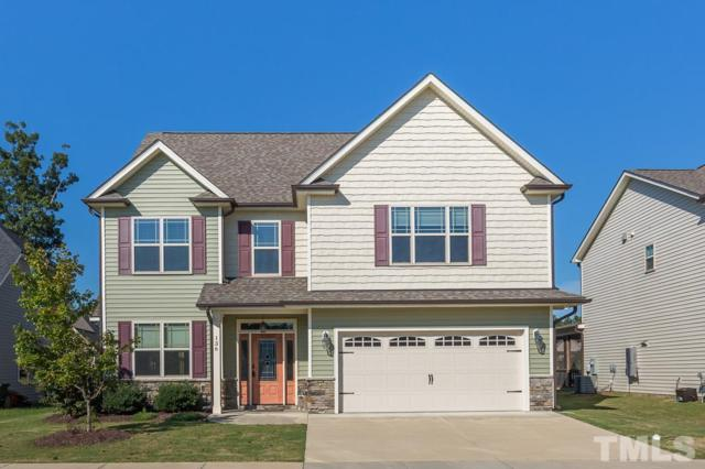 136 Scarlet Bell Drive, Youngsville, NC 27596 (#2216863) :: The Jim Allen Group