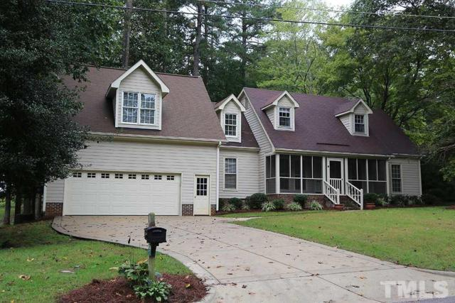 101 Oakwood Drive, Wake Forest, NC 27587 (#2216873) :: The Perry Group