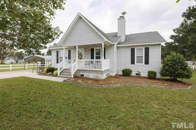33 Wallace Street, Angier, NC 27501 (#2216876) :: Raleigh Cary Realty