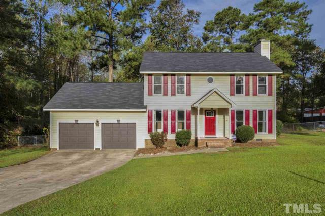142 Lakeridge Drive, Cameron, NC 28326 (#2216899) :: RE/MAX Real Estate Service