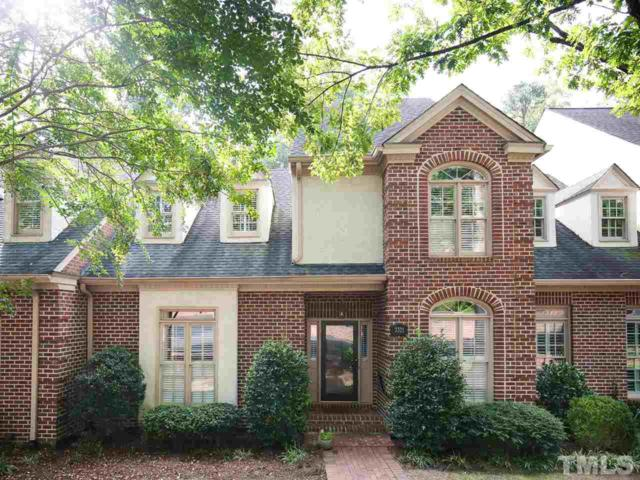 3321 Ridgecrest Court #3321, Raleigh, NC 27607 (#2217009) :: RE/MAX Real Estate Service