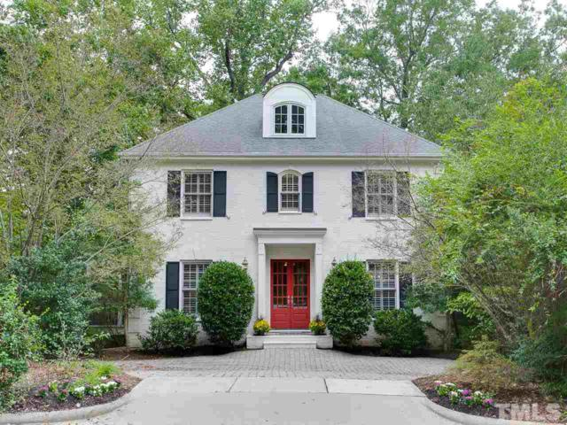 2917 Debra Drive, Raleigh, NC 27607 (#2217044) :: The Perry Group