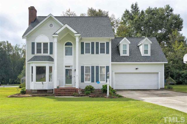 24 Harvest Ridge Drive, Angier, NC 27501 (#2217052) :: The Perry Group
