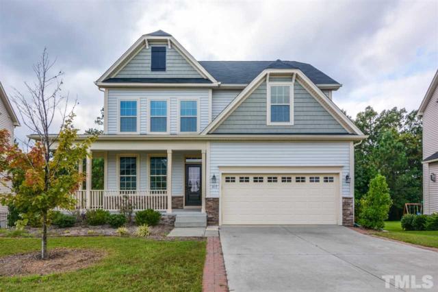 217 Begonia Trail, Holly Springs, NC 27540 (#2217109) :: The Jim Allen Group