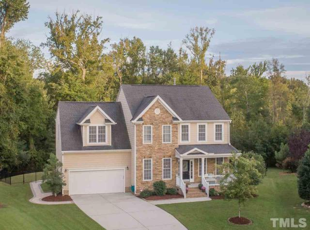 9700 Precious Stone Drive, Wake Forest, NC 27587 (#2217268) :: The Perry Group