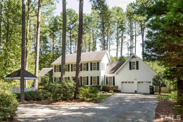 6805 Knotty Pine Drive, Chapel Hill, NC 27517 (#2217271) :: The Perry Group