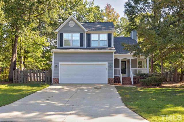 404 Hidden Cellars Drive, Holly Springs, NC 27540 (#2217304) :: The Perry Group