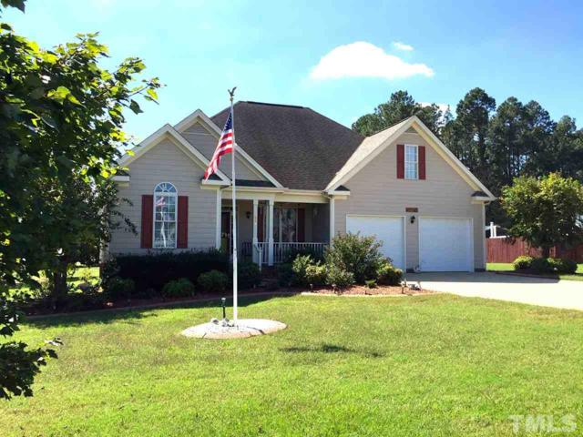 221 Wed Denning Road, Angier, NC 27501 (#2217309) :: The Perry Group