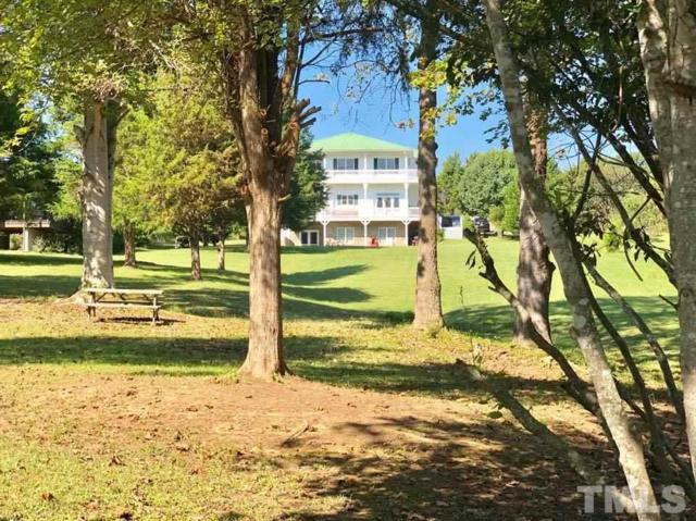 170 Lake Point Drive, Yanceyville, NC 27379 (#2217357) :: Marti Hampton Team - Re/Max One Realty