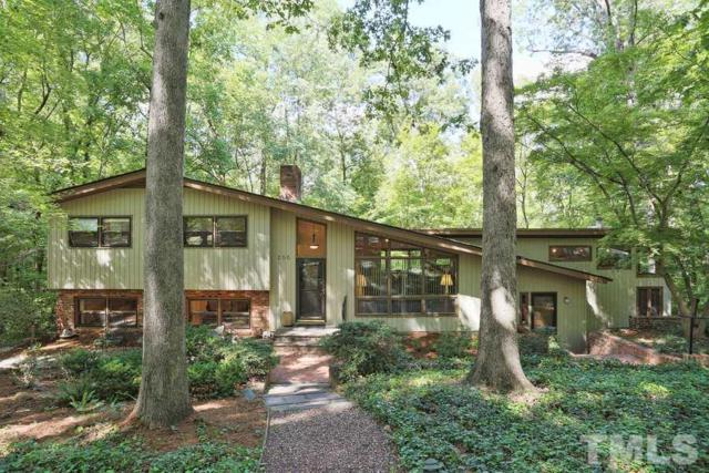 205 Mt Bolus Road, Chapel Hill, NC 27514 (#2217406) :: The Perry Group