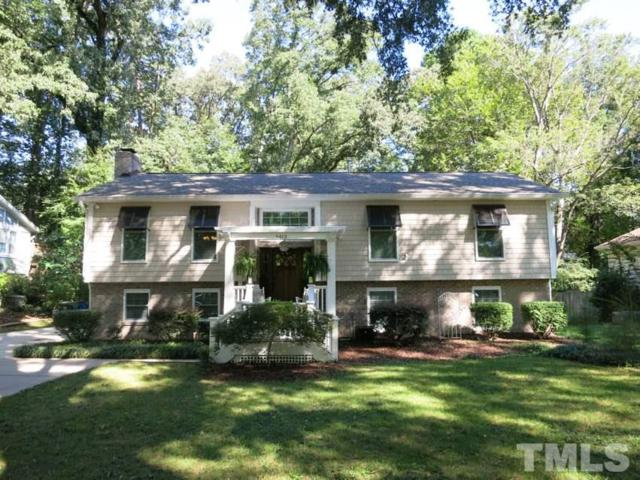 5413 Fieldstone Drive, Raleigh, NC 27609 (#2217418) :: The Perry Group