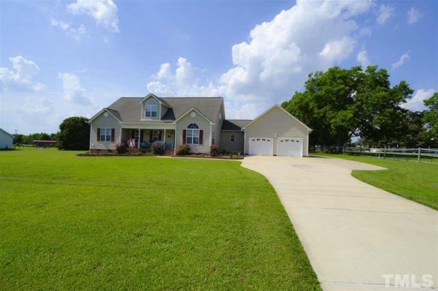 2170 Mount Pleasant Road, Willow Spring(s), NC 27592 (#2217450) :: The Perry Group