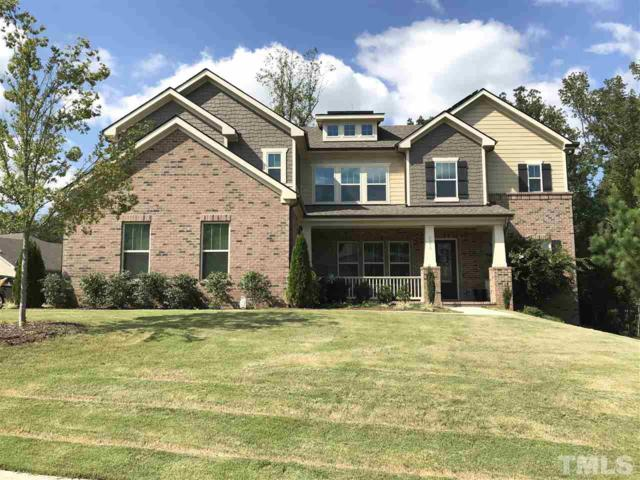 3105 Umstead View Drive, Raleigh, NC 27607 (#2217658) :: The Perry Group