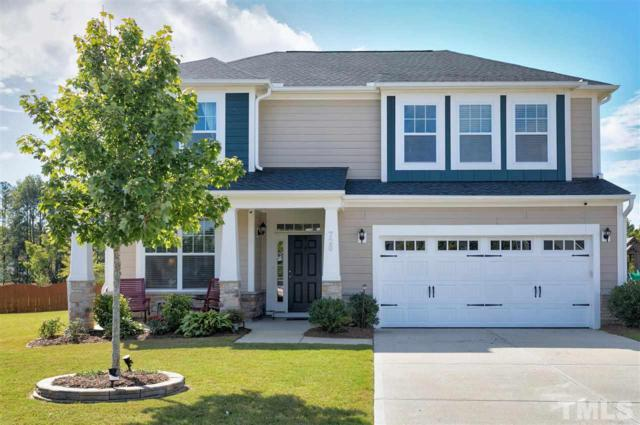 720 Glenville Lake Drive, Fuquay Varina, NC 27526 (#2217668) :: The Perry Group