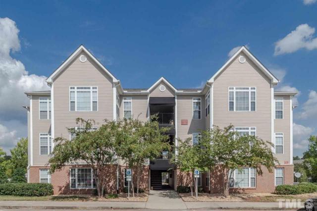 2511 Huntscroft Lane #303, Raleigh, NC 27617 (#2217684) :: RE/MAX Real Estate Service