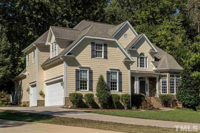 8127 Blue Needle Lane, Apex, NC 27539 (#2217711) :: The Abshure Realty Group