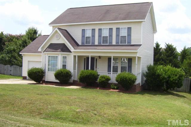109 N Friars Chase Lane, Fuquay Varina, NC 27526 (#2217731) :: The Perry Group