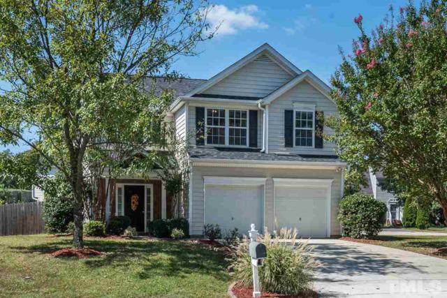 2229 Wyckford Forest Drive, Raleigh, NC 27604 (#2217777) :: The Perry Group