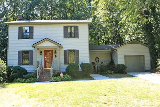 7801 Blackwing Court, Raleigh, NC 27615 (#2217798) :: The Perry Group
