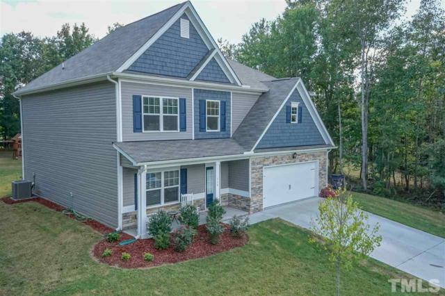 115 Post Oak Drive, Louisburg, NC 27549 (#2217868) :: The Abshure Realty Group
