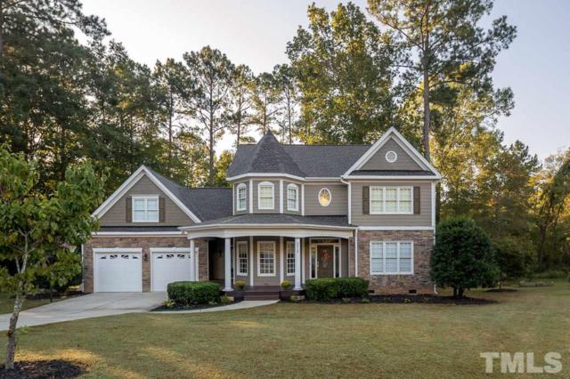 2312 Forestbluff Drive, Fuquay Varina, NC 27526 (#2217903) :: The Perry Group