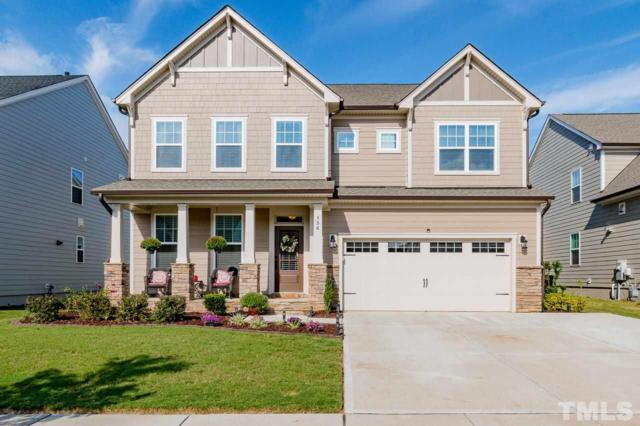 156 Martingale Drive, Holly Springs, NC 27540 (#2217911) :: The Perry Group