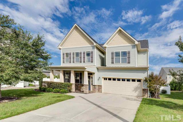 3811 Amandcroft Way, Raleigh, NC 27616 (#2217923) :: The Perry Group