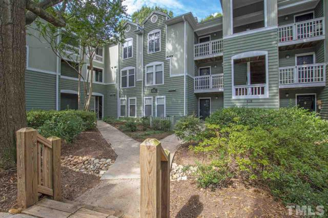 1011 Nicholwood Drive #205, Raleigh, NC 27605 (#2217939) :: RE/MAX Real Estate Service