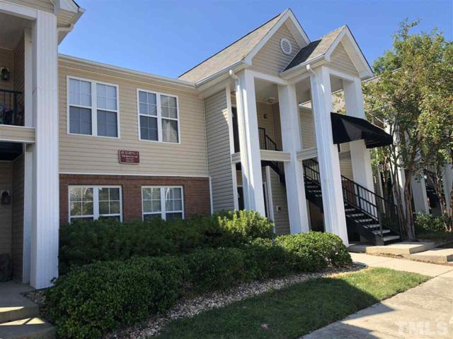 2510 Huntscroft Lane #202, Raleigh, NC 27617 (#2217954) :: The Perry Group