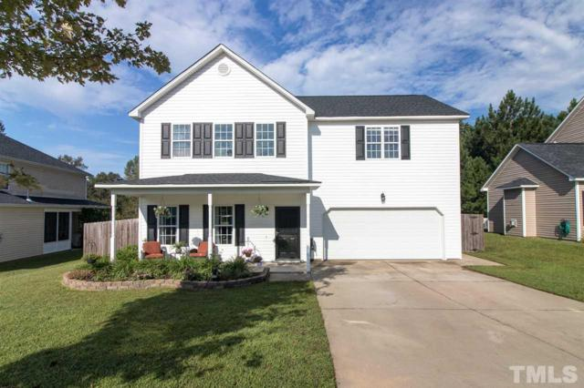 630 Cotton Brook Drive, Fuquay Varina, NC 27526 (#2217956) :: The Perry Group