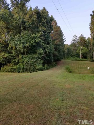 37 Colby Road, Bear Creek, NC 27207 (#2217971) :: Marti Hampton Team - Re/Max One Realty