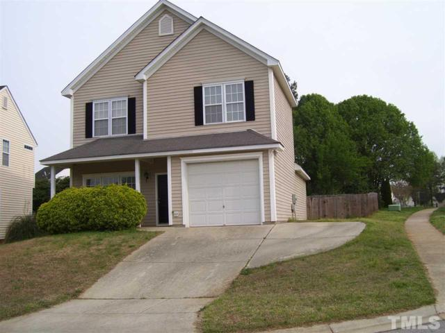 109 Creek Haven Drive, Holly Springs, NC 27540 (#2217973) :: Raleigh Cary Realty