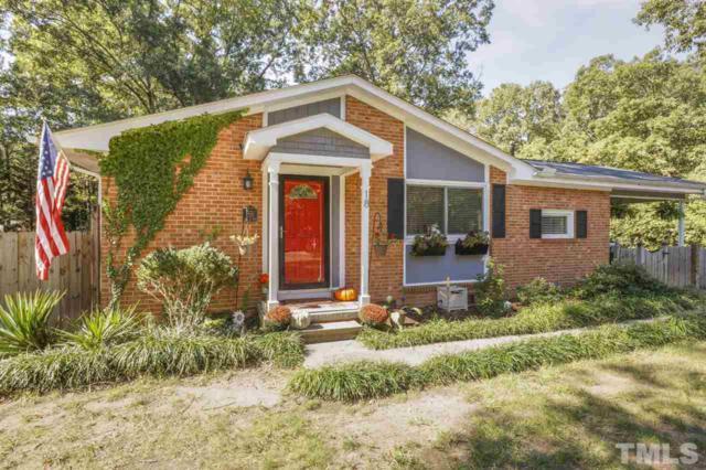 18 Braddock Circle, Durham, NC 27713 (#2217980) :: RE/MAX Real Estate Service