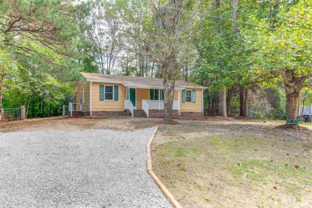 207 Woods Run, Knightdale, NC 27545 (#2217992) :: The Perry Group