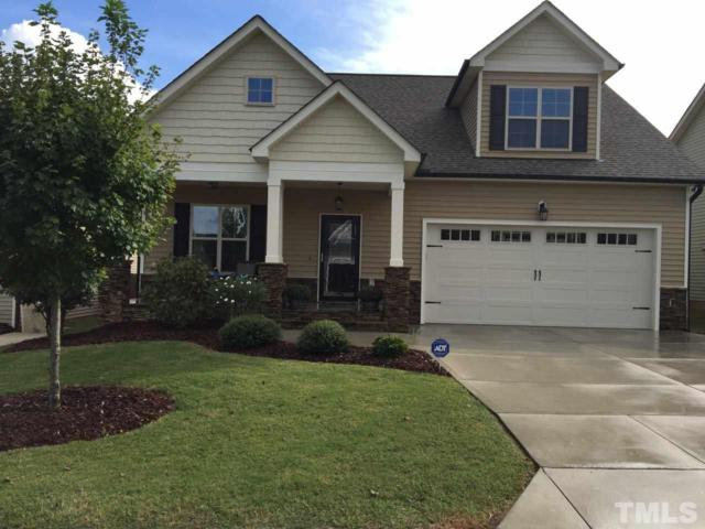 25 Hawthorne Lane, Youngsville, NC 27596 (#2218003) :: The Jim Allen Group