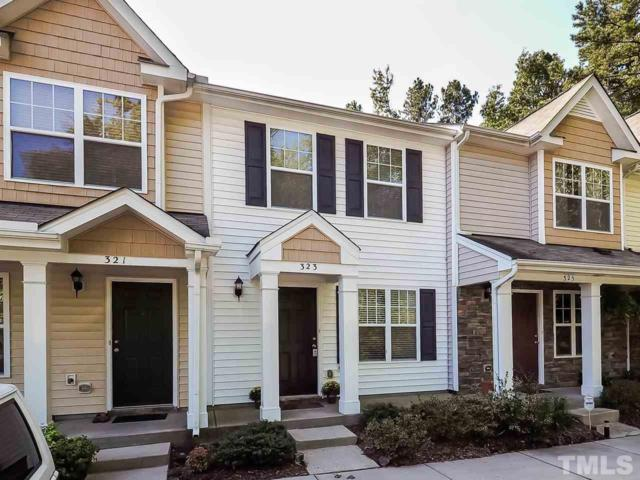 323 Port Haven Drive, Apex, NC 27502 (#2218006) :: The Perry Group