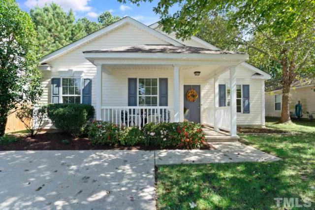 105 Homestead Park Drive, Apex, NC 27502 (#2218064) :: RE/MAX Real Estate Service